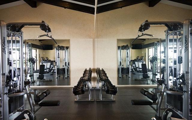 Hotel Garza Blanca Residences All Inclusive, gimnasio