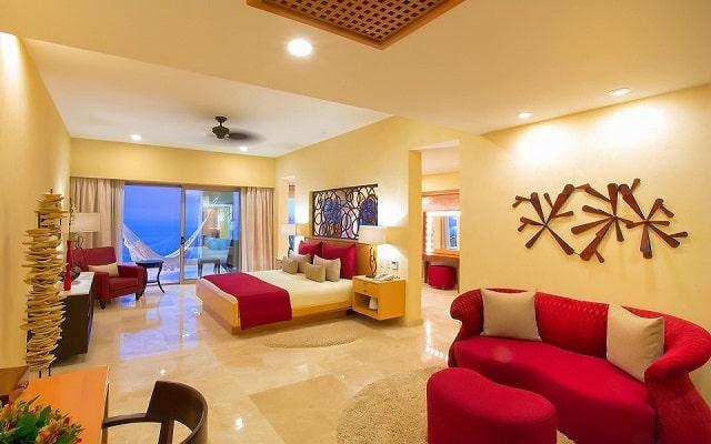 Hotel Garza Blanca Residences All Inclusive, habitaciones con todas las amenidades