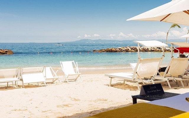 Hotel Garza Blanca Residences All Inclusive, disfruta la playa