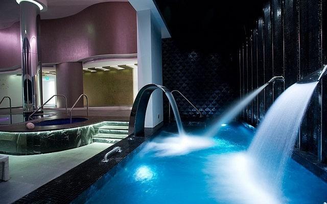 Hotel Garza Blanca Residences All Inclusive, spa con variedad de tratamientos