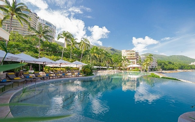 Hotel Garza Blanca Residences All Inclusive, buena ubicación