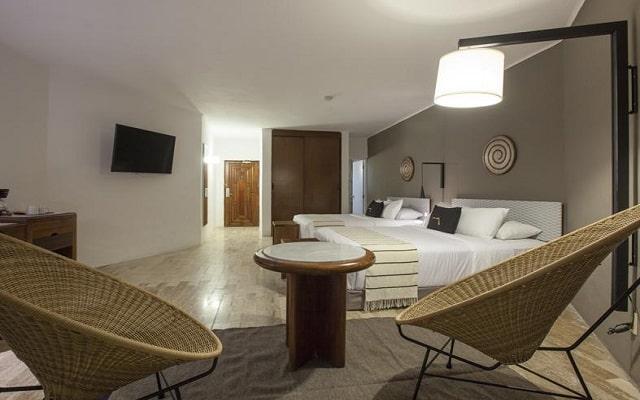 Hotel Gaviana Resort, relájate en ambientes agradables