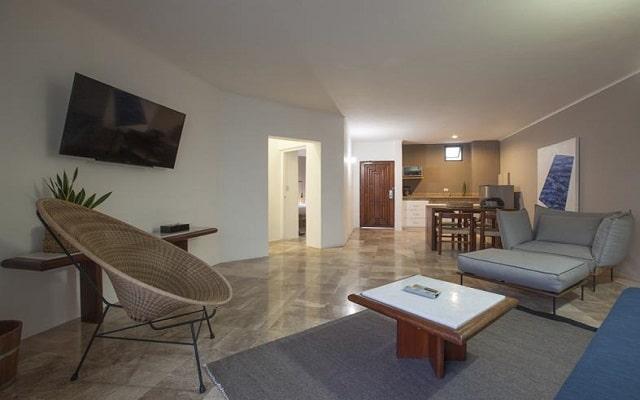 Hotel Gaviana Resort, espacios de diseño