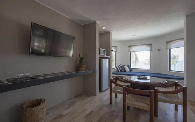 Hotel Gaviana Resort, habitaciones con todas las amenidades