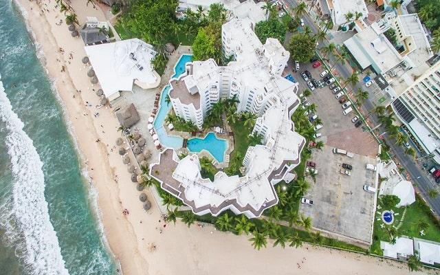 Hotel Gaviana Resort, vistas increíbles