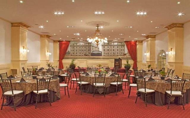 Hotel Geneve, salón de eventos