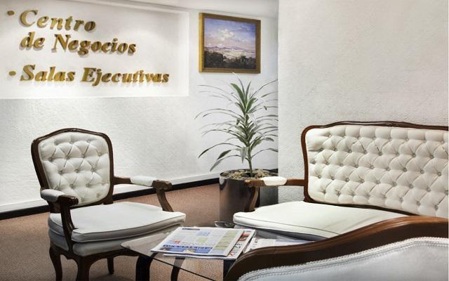 Hotel Geneve, centro de negocios