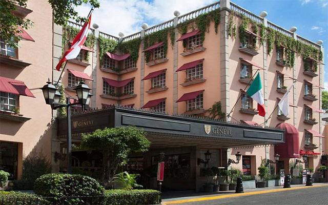 Hotel Geneve, excelente ubicación