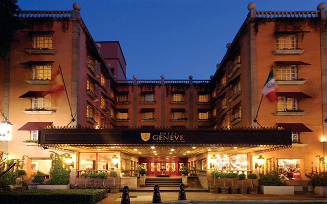 Hotel Geneve en Zona Rosa