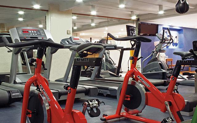 Hotel Geneve, gimnasio exclusivo