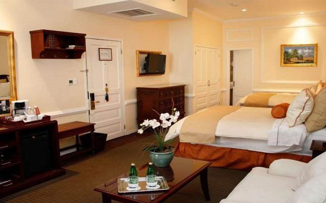 Hotel Geneve, habitaciones bien equipadas