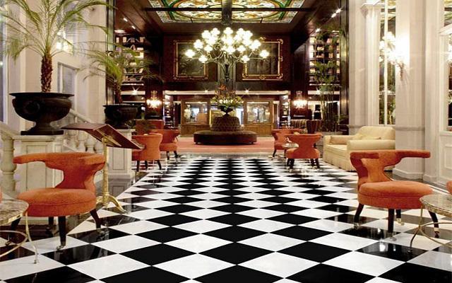 Hotel Geneve, Restaurante Veranda