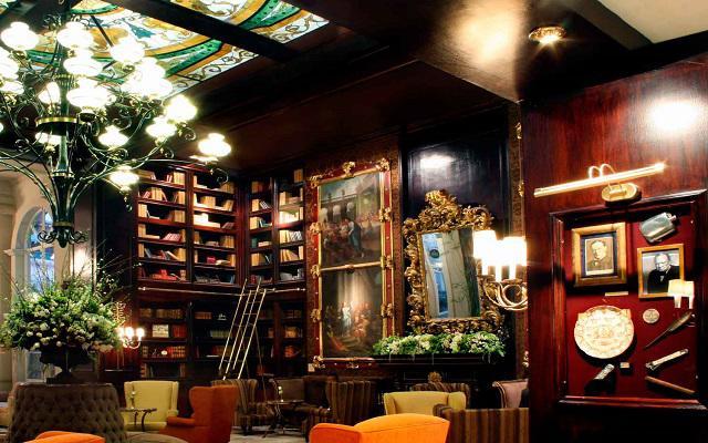 Hotel Geneve, la cultura y el arte en su máxima expresión