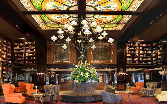 Hotel Geneve, ambientaciones fascinantes