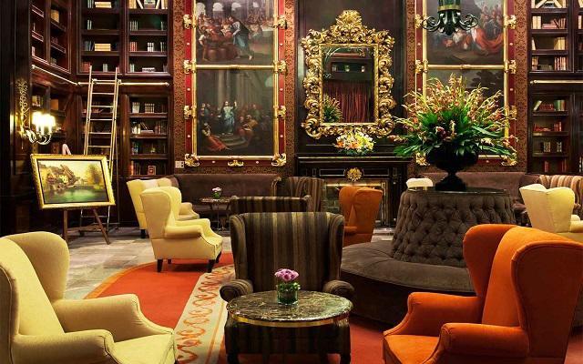 Hotel Geneve, sitios de lujo
