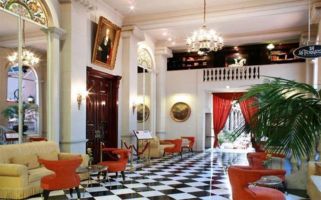 Hotel Geneve, Lobby Veranda