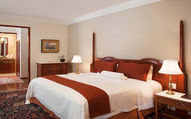 Hotel Geneve, habitaciones cómodas y acogedoras