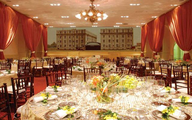 Hotel Geneve, Salón Porfirio