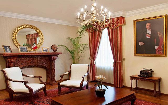 Hotel Geneve, elegantes espacios para disfrutar