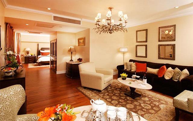 Hotel Geneve, suite de época
