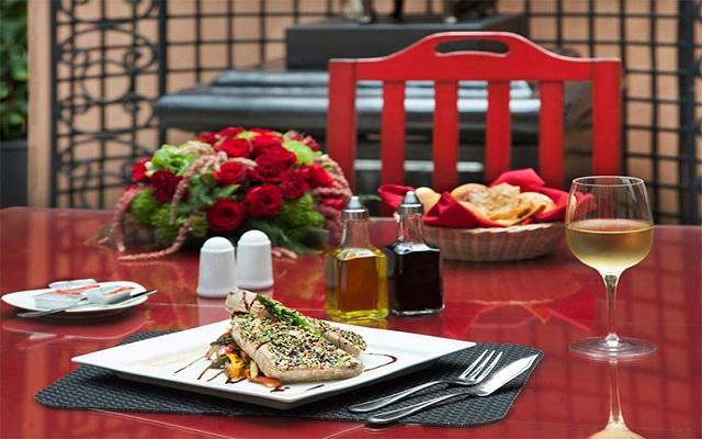 Hotel Geneve, prueba su variado y rico menú