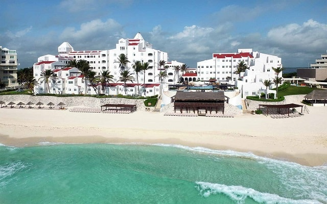 Hotel GR Caribe By Solaris Deluxe All Inclusive Resort en Zona Hotelera