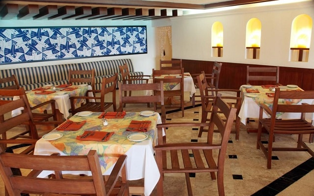 Hotel GR Caribe By Solaris Deluxe All Inclusive Resort, buena propuesta gastronómica