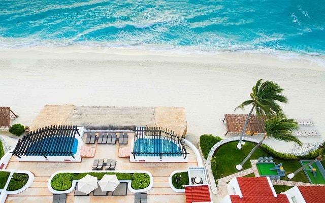 Hotel GR Caribe By Solaris Deluxe All Inclusive Resort, diviértete en una de las mejores playas del Caribe