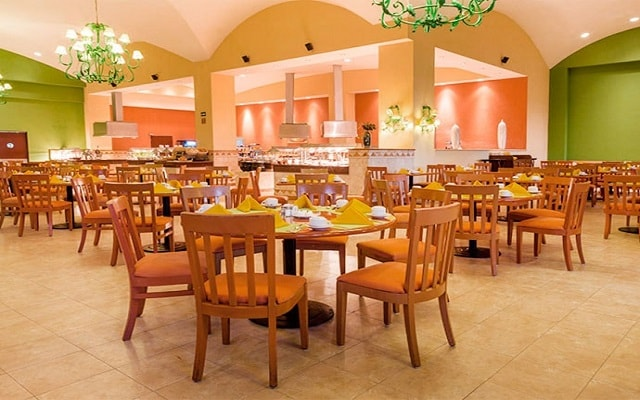 Hotel GR Solaris Cancún, Restaurante Café Solaris