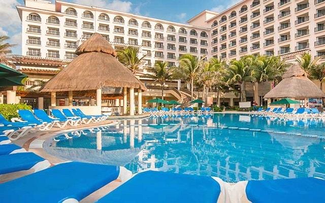 Hotel GR Solaris Cancún, ambientes agradables