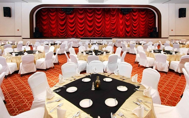 Hotel GR Solaris Cancún, salón de evento