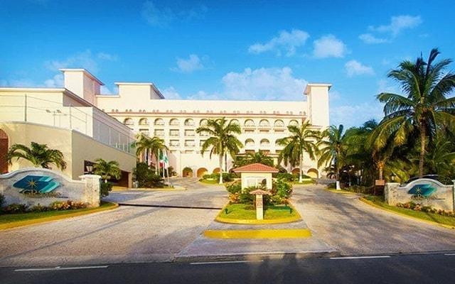 Hotel GR Solaris Cancún, buena ubicación