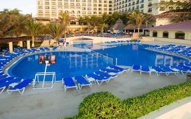 Hotel GR Solaris Cancún, programa de actividades para toda la familia