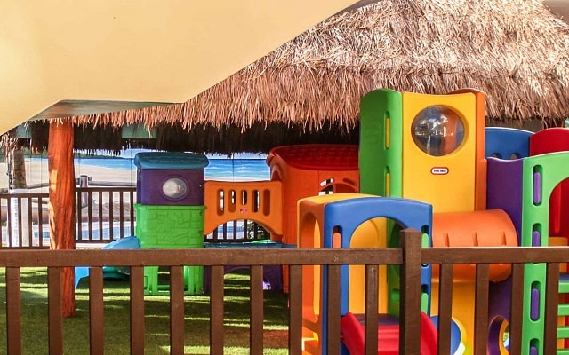 Hotel GR Solaris Cancún, área de juegos