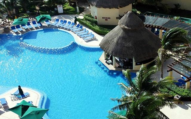 Hotel GR Solaris Cancún, escenarios fascinantes