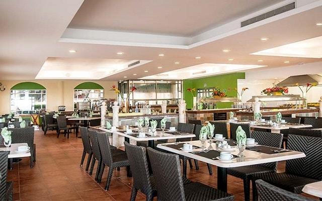 Hotel GR Solaris Cancún, Restaurante Rosmarinus