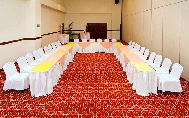 Hotel GR Solaris Cancún, sala de juntas