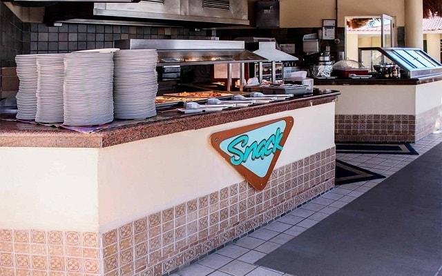 Hotel GR Solaris Cancún, deleita tu paladar con ricos snacks