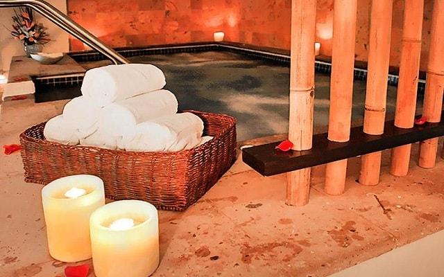 Hotel GR Solaris Cancún, espacios de relajación