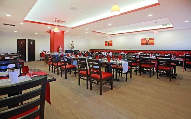 Hotel GR Solaris Cancún, Restaurante ZAI