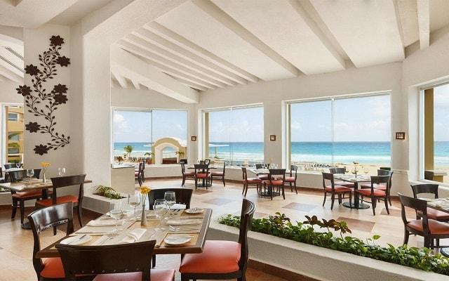 Hotel Gran Caribe Resort and Spa, lindo lugar para empezar el día