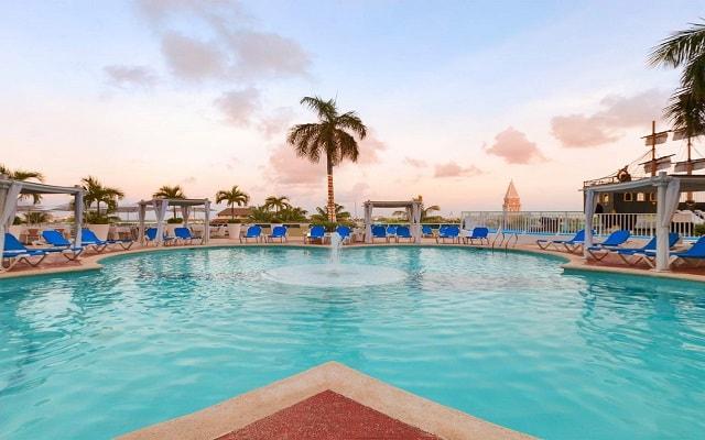 Hotel Gran Caribe Resort and Spa, sitios únicos