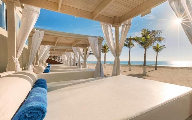 Hotel Gran Caribe Resort and Spa, amenidades en la playa