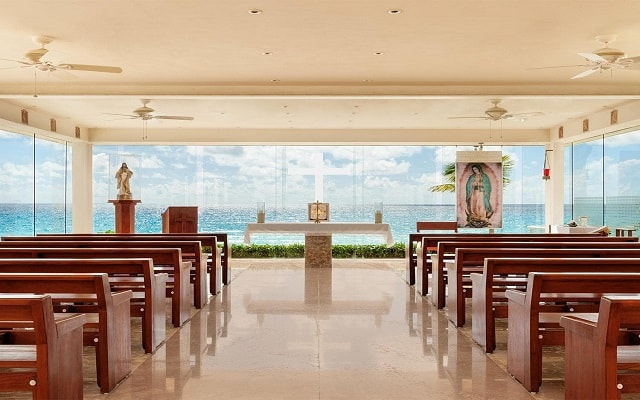 Hotel Gran Caribe Resort and Spa, Capilla - interior