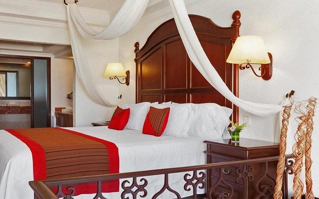 Hotel Gran Caribe Resort and Spa, habitaciones bien equipadas
