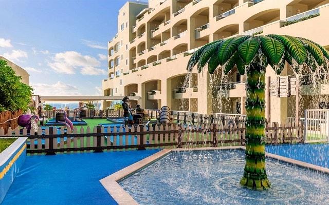 Hotel Gran Caribe Resort and Spa, espacios para que los pequeños se diviertan