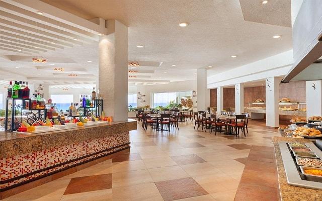 Hotel Gran Caribe Resort and Spa, Restaurante Albatros