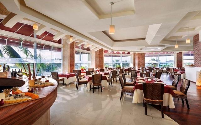 Hotel Gran Caribe Resort and Spa, escenario ideal para tus alimentos