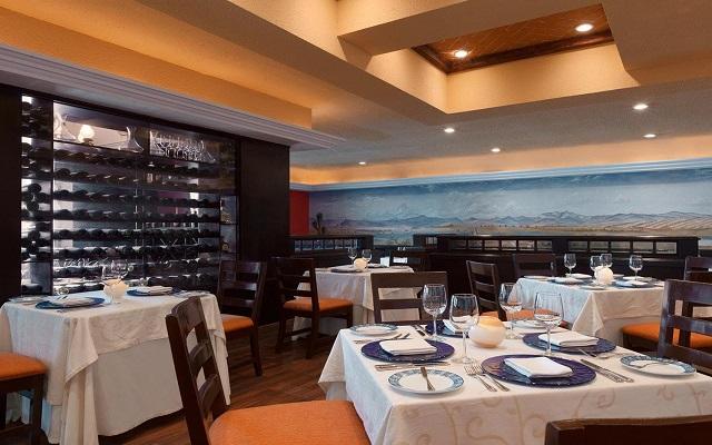 Hotel Gran Caribe Resort and Spa, Restaurante Maria´s