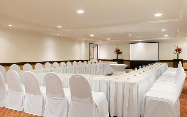 Hotel Gran Caribe Resort and Spa, salón de eventos